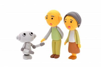 Robot社会変化対応力