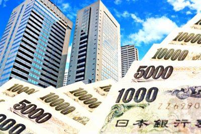 cash_金融資産、過去最高